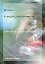 Reader hoogbegaafd en werk 2006