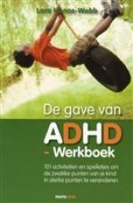 De gave van ADHD - Lara Honos-Webb (Werkboek)