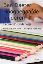 Hoogbegaafde kinderen Leonardo-onderwijs - Ben Daeter