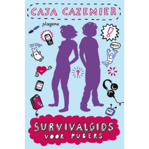 Survivalgids voor pubers - Caja Cazimier